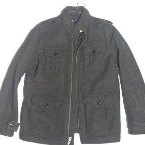 Gap Men's Military Field Winter Coat Size L